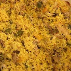 Easy Chicken and Yellow Rice - Allrecipes.com