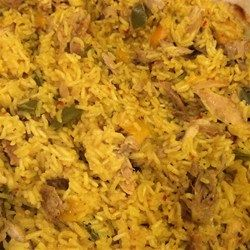 Easy Chicken and Yellow Rice - Allrecipes.com