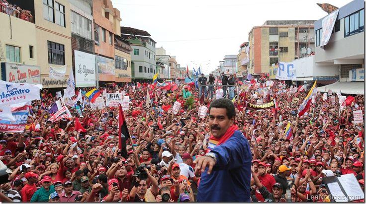 """La """"revolución socialista"""" de Maduro asesina y encarcela a los """"hijos de Hugo Chávez"""" - http://www.leanoticias.com/2017/07/19/la-revolucion-socialista-de-maduro-asesina-y-encarcela-a-los-hijos-de-hugo-chavez/"""