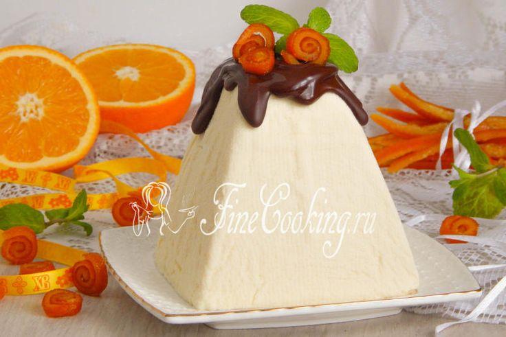 Апельсиновая пасха с рикоттой