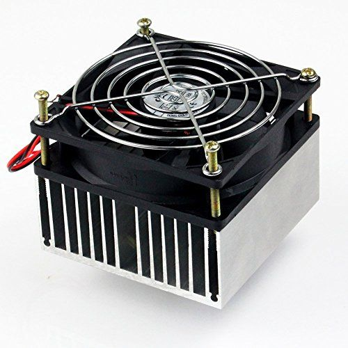 ZJchao Thermoelectric Peltier Refrigeration Cooling Cooler CPU Fan Cooler Master