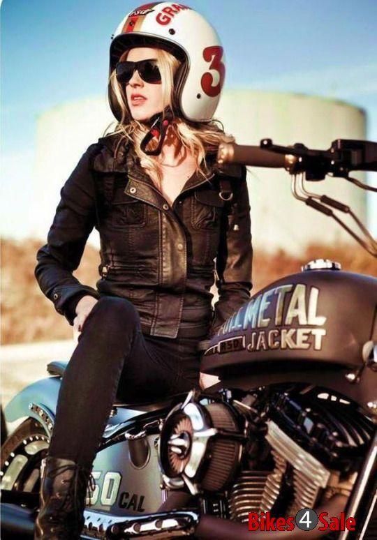 Biker Lady Jacket
