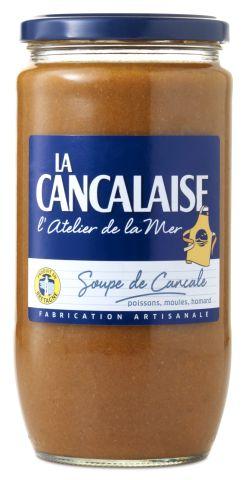 Soupe de Cancale | Produit en Bretagne - Produit en Bretagne
