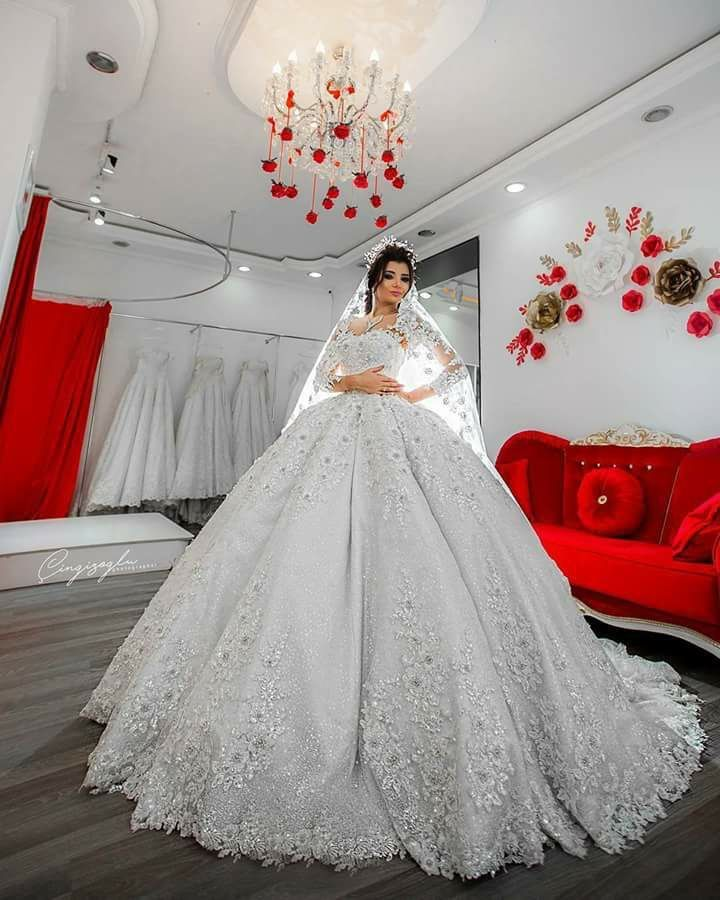 Vestido Esponjado De Novia In 2019 Gorgeous Wedding