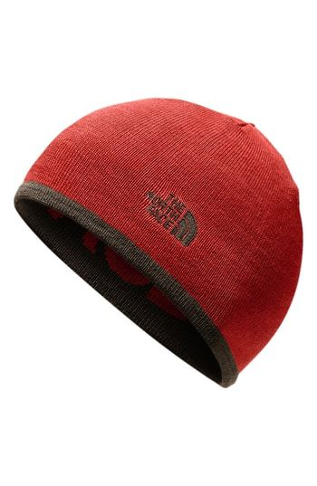 6854f606 THE NORTH FACE REVERSIBLE BEANIE - BROWN. #thenorthface | Renkler ...