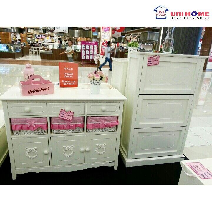 - Chest Basket: P. 115 X L. 40 X T. 85 CM - Shoe Rack: P. 77 X L. 33 X T. 130 CM Mahogany wood  follow ig @unihomefurniture