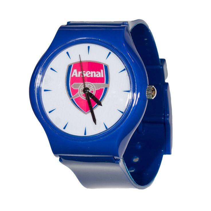 Arsenal Soccer Club AR38-B Slimline Souvenir Watch