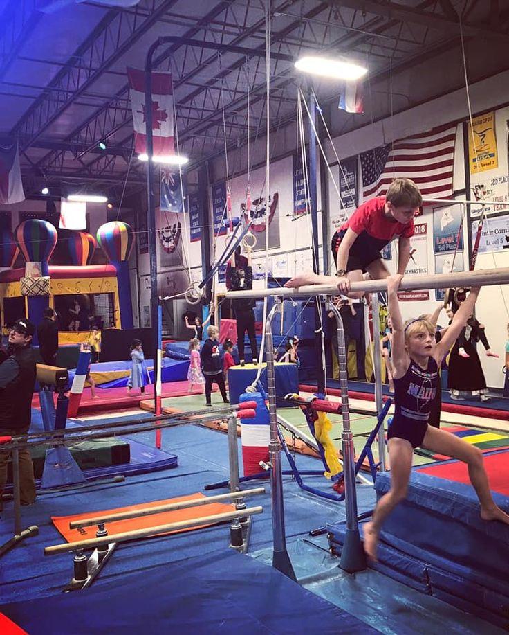 Maine Academy of Gymnastics, Westbrook, Maine in 2020