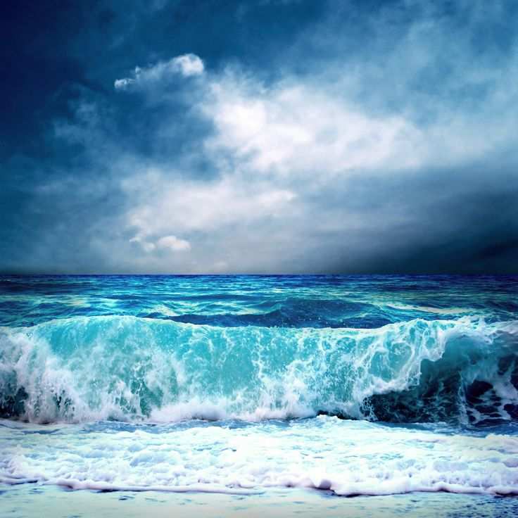 Best Ride The Wave Images On Pinterest Beach Landscapes And - Beautiful photographs of storm clouds look like rolling ocean waves