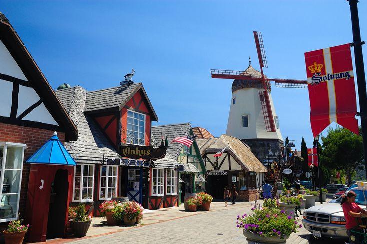 Unique California towns to visit