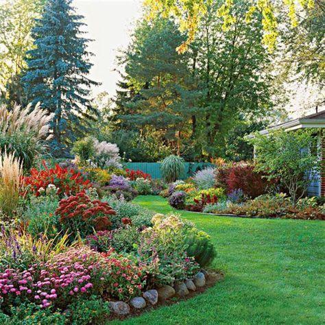 Fabulous Haben Sie die Absicht einen brandneuen Garten zu gestalten Nat rlich gilt das f r die Hauseigent mer die auch Gartengestaltungsideen und Gartentipps