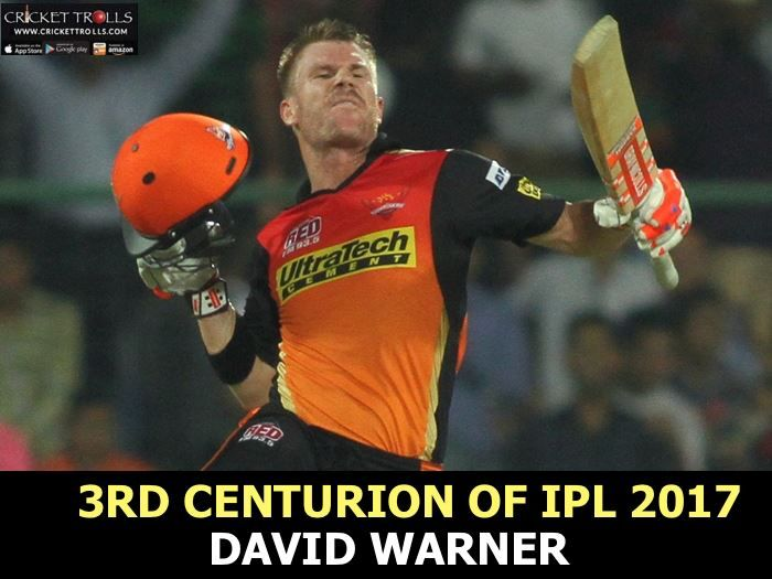 SRH captain David Warner leading from the front #IPL2017 #SRHvKKR For more cricket updates visit: http://ift.tt/2gY9BIZ - http://ift.tt/1ZZ3e4d