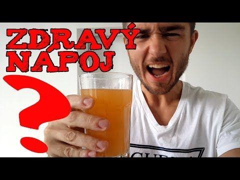 Zdravy Energeticky Napoj /  Detox / Nastartuj Metabolizmus / Vitalita - YouTube