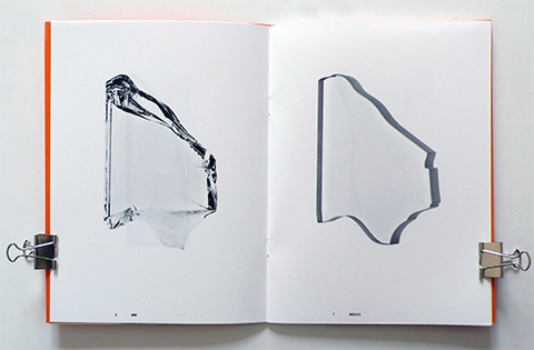Chance Metodology 7/8 this publication – edited by Leonardo Sonnoli and Irene Bacchi from the Tassinari/Vetta design offce – celebrates tonelli 25 years  whilst investigating and refecting on the visual, graphic, and conceptual qualities of glass.