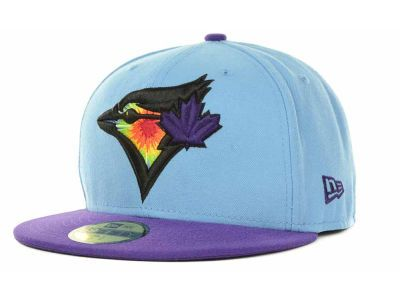 Toronto Blue Jays MLB Tie Dye 59Fifty Cap Hats this one's not my fav