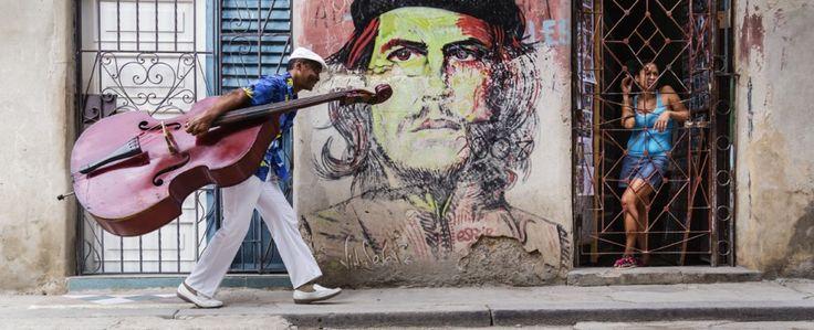 CAPTIVATING CUBA: An encompassing Cuba tour: Havana, Cojimar, Varadero, Trinidad, Cienfuegos, Santa Clara & Sancti Spiritus