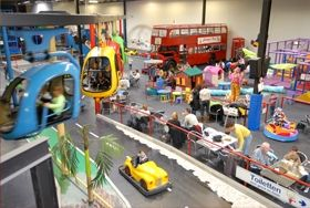 Raceplanet for Kids in Amsterdam