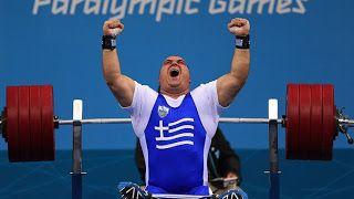 doryforos europa: ΡΙΟ: Χρυσό ο Παύλος Μάμαλος στην άρση βαρών!