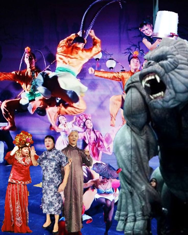 FLOWER DRUM SONG Meets KING KONG (The Musical) in 2020