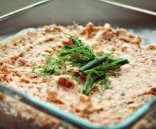Rezept Paprika Feta Creme , wie vom Wochenmarkt von Lillith - Rezept der Kategorie Saucen/Dips/Brotaufstriche