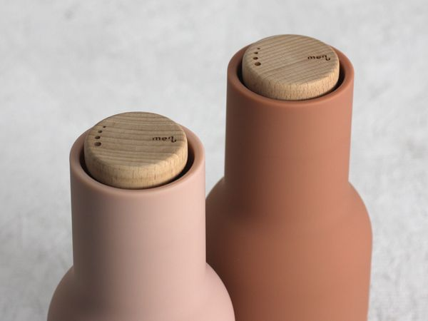 esprit-store | Rakuten Global Market: menu bottle grain Darth Mall 2 P set ( Nude ) [09347
