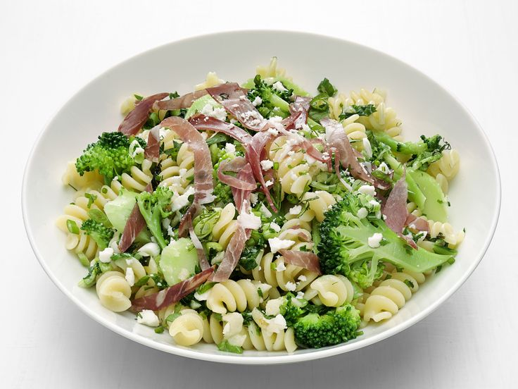 Broccoli Pasta with Capicola recipe from Food Network Kitchen via Food Network