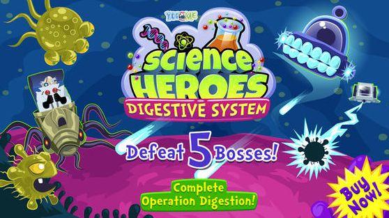 Science Heroes App
