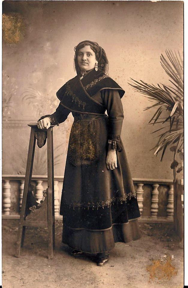 Muller de Mondoñedo. Sen data.