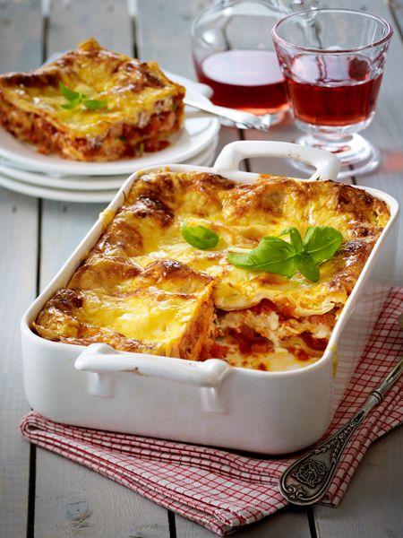 15 Lasagne Rezepte: Schicht für Schicht ein Genus