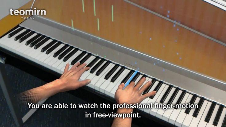 Teomirn: Tutorial per suonare il piano con la Realtà Aumentata. Per saperne di più:  http://virtualmentis.altervista.org/teomirn-maestro-pianoforte-ar/