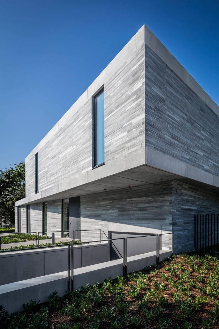 75 best Facades of modern house images on Pinterest | Modern ...