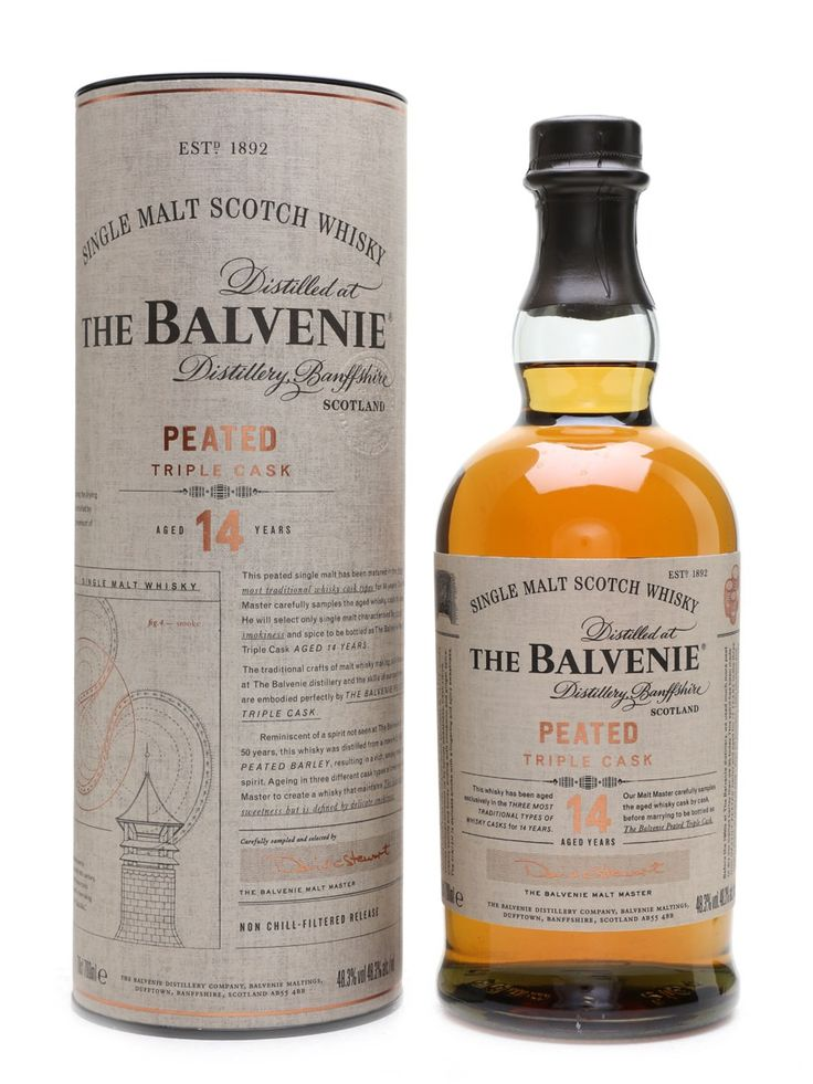 Review #131: Balvenie 14 Triple Cask Peated http://ift.tt/2B1PuyR