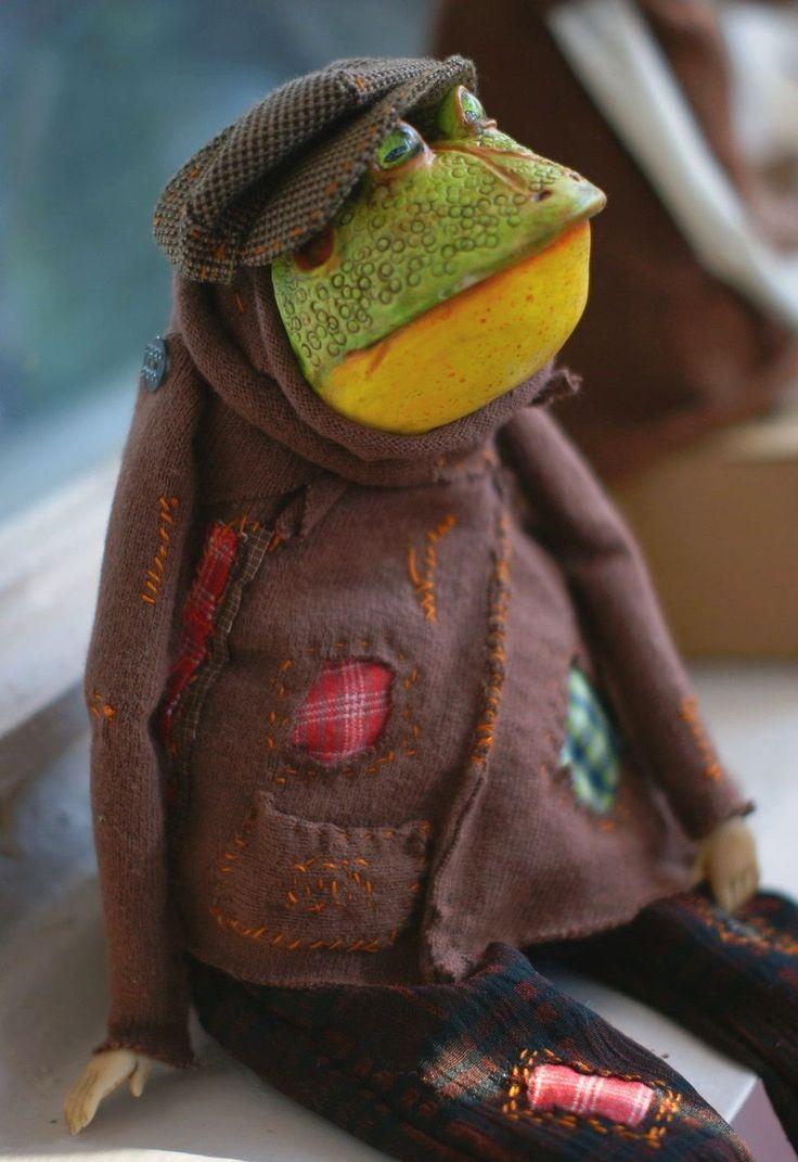 Сказки BizWoo: мир папье-маше Татьяны Белозеровой - Ярмарка Мастеров - ручная работа, handmade