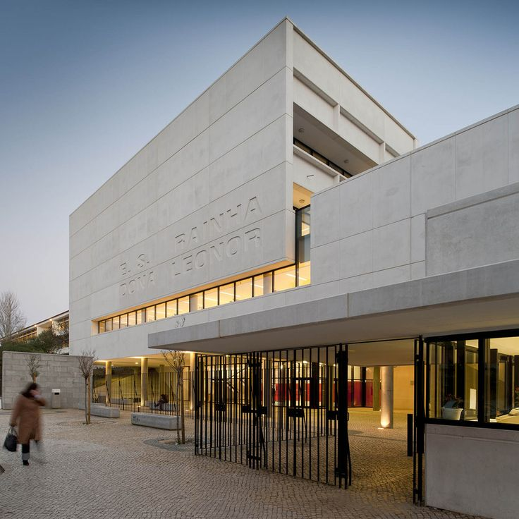 Gallery - Rainha Dona Leonor High School / Atelier dos Remédios - 1