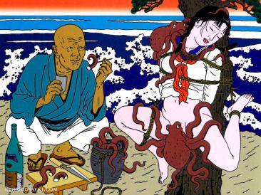 Toshio Saeki Dzika Banda 04