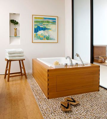 43 Best Japanese Decor Bath Images On Pinterest