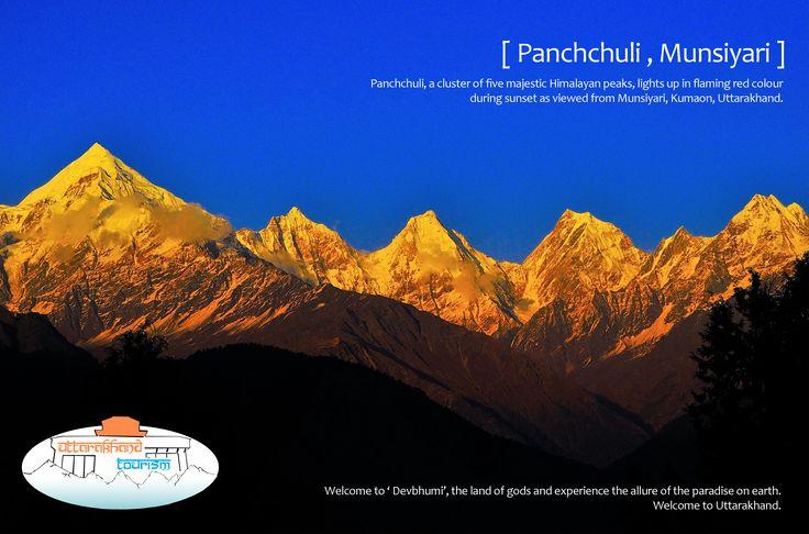 """Tourism - Indian  """"Uttarakhand"""""""