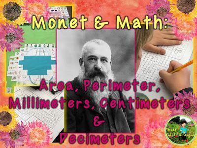 JUNE TEACHER TALK - Math, Monet, & Measurement - Read the latest blog posts by members of The Best of Teacher Entrepreneurs Marketing Cooperative's Teacher Talk at http://mossyoakmusings.blogspot.com/2016/06/math-monet-measurement.html. Find out how you can drive more traffic to your personal blog by going to http://www.thebestofteacherentrepreneursmarketingcooperative.com/2014/01/the-best-of-teacher-entrepreneurs.html.