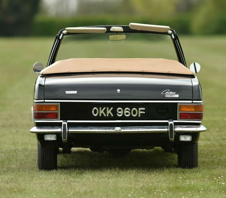 1968 Ford Crayford Cortina Mk2 Twincam Ebay Classic Cars Ford Commercial Vehicle