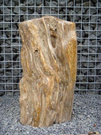 Versteend hout. Ieder stuk is uniek. Tussen den 2 en 25 miljoen jaren oud.
