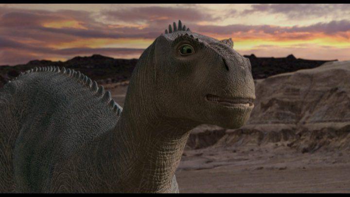 Aladar from Disney Dinosaur