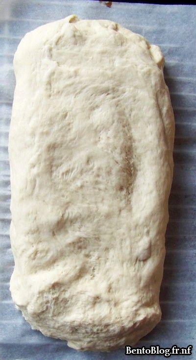 Comment faire son pain maison cuisine recette pain sans machine à pain bento blog http://www.bentoblog.fr/comment-faire-son-pain-maison-sans-machine-a-pain/