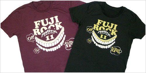 FUJI ROCK FESTIVAL '11 フジロックフェスティバル '11 【最新ニュース】