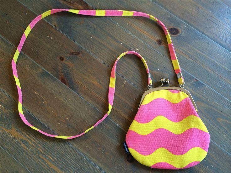 Härlig väska från Marimekko, fint skick!