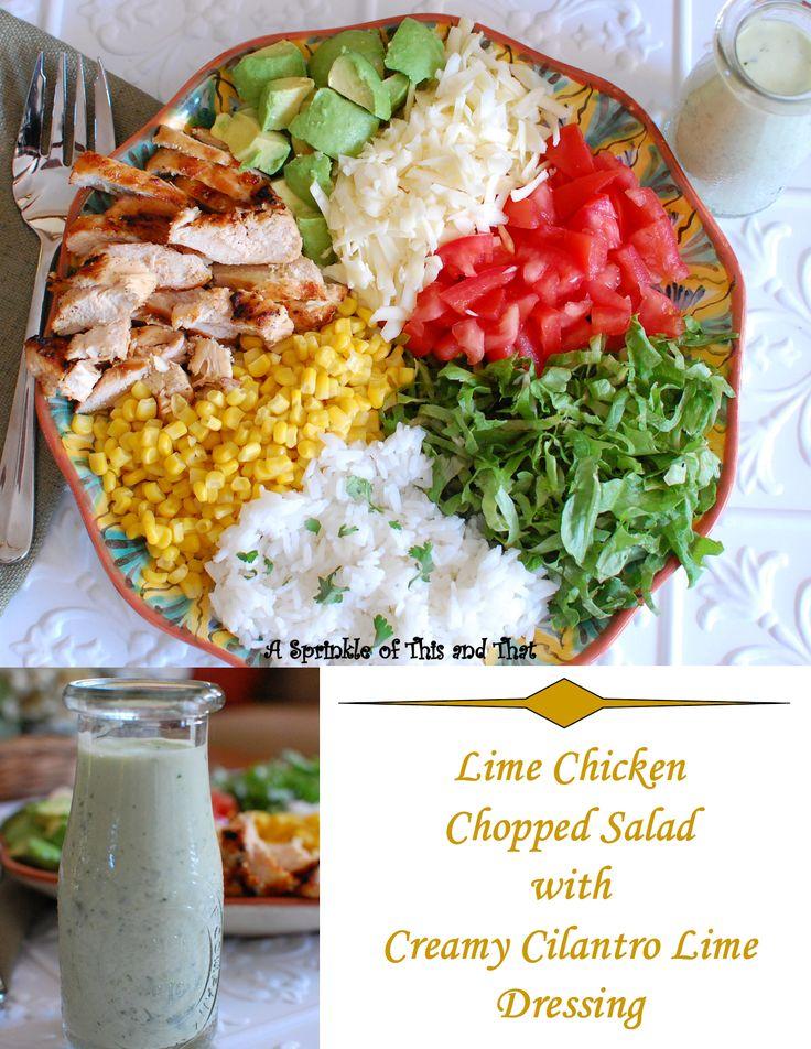 ... Salads on Pinterest | Black bean salads, Dressing and Rainbow salad