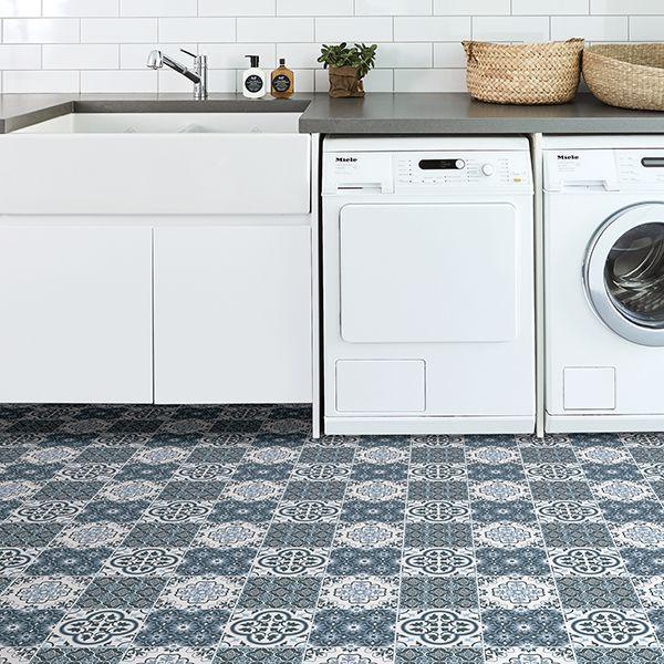 Myriad Peel Stick Floor Tiles Peel And Stick Floor Tile Floor Stick On Tiles