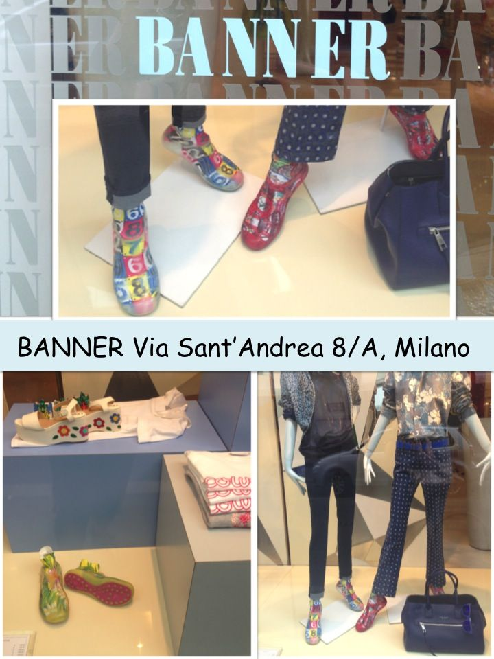Outfit very cool da Banner a Milano!
