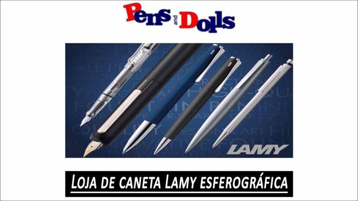 Loja de caneta Lamy esferográfica - Pens and Dolls