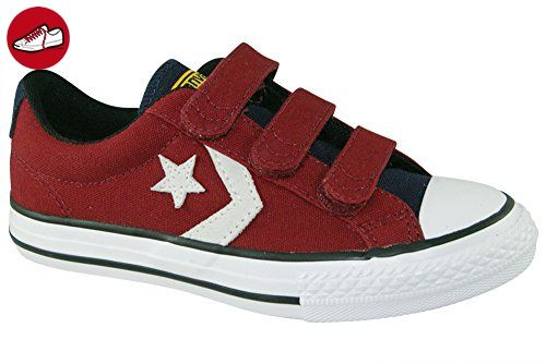 Converse Shoes - Converse Star Player 3v Shoes - Red Block/white/black - Converse schuhe (*Partner-Link)