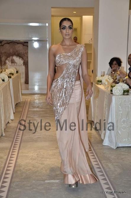 Gaurav Gupta at Delhi Couture week 2012